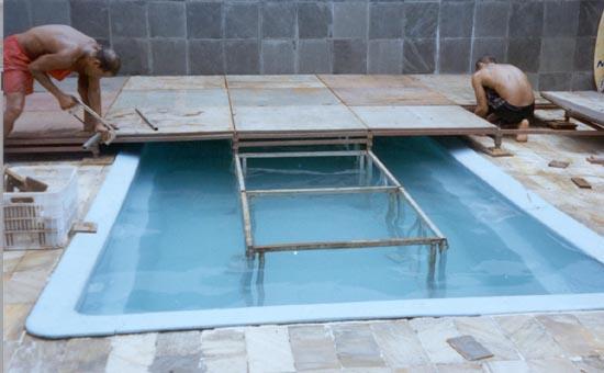 Cobertura piscina 2 for Cobertura piscina